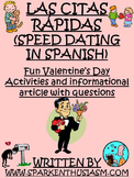 Speed Dating in Spanish / Las Citas Rapidas en Espanol