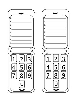 Speed Dial Cell Phone Partners