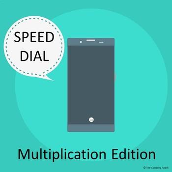 Speed Dial: Multiplication Version