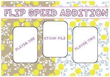 Speed Flip Addition