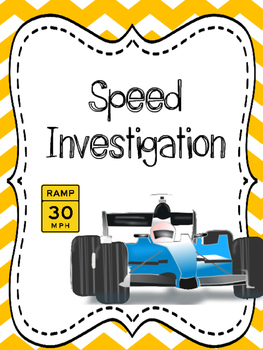 Speed Lab Investigation and Questions
