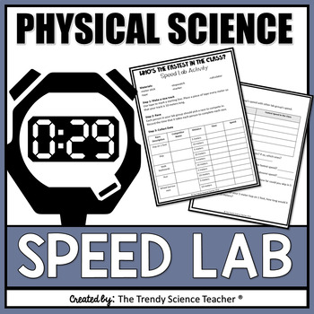 Speed Lab: Physical Science Lab for Middle & High School Students