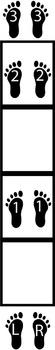 Speed Ladder Clipart