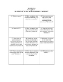 Speed Meeting Discussion Questions for Teachers