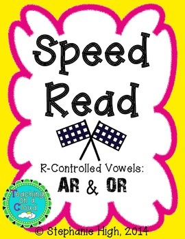 R-Controlled Vowels AR and OR Phonics Game