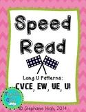 Long U Patterns CVCe, EW, UE, UI - Phonics Game