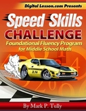 Speed Skills Challenge Foundational Fluency Program