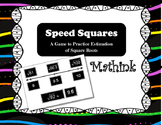 Speed Squares: Estimating Square Roots Game