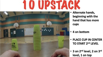 Speed Stacking - Advanced Stack Patterns