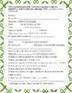 Speed Talk, School Vocabulary, definite and indefinite articles