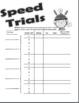 Speed Trials