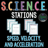Speed, Velocity and Acceleration - S.C.I.E.N.C.E. Stations