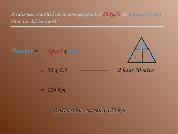 Speed - What is it?