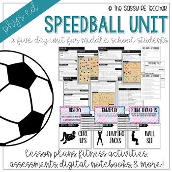 Speedball Unit