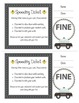 Speeding Ticket - Work Quality Management Tool
