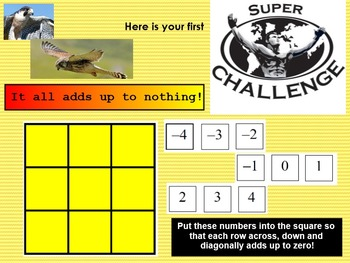 Speedy 5 Minute Maths Teaser