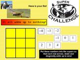 Speedy 5 Minute Maths Teaser