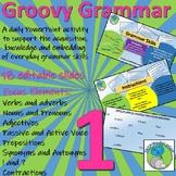 Speedy Daily Grammar Activities