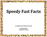 Speedy Fast Facts Addition