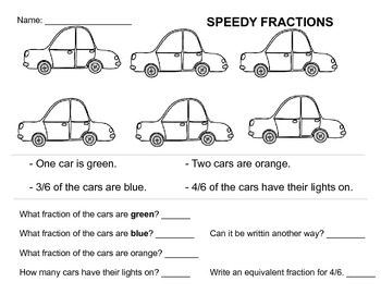 Speedy Fractions