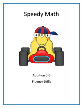 Speedy Math Addition 0-5