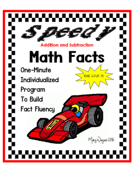 Speedy Math Facts! (Addition and Subtraction Pack)