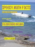 Speedy Math Facts, Money, and Measurement