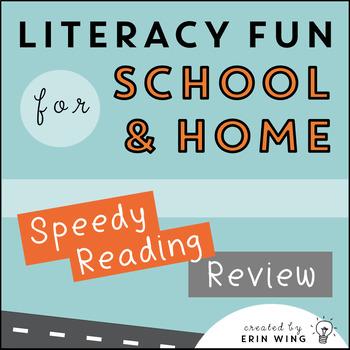 Speedy Reading Review