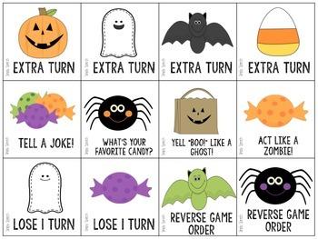 Speedy Speech: Halloween!