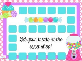 Speedy Speech: Sweet Shop!