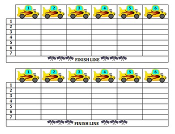 Speedy Spelling Racecars Game