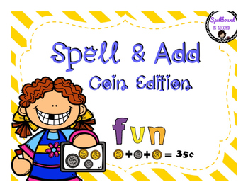 Spell & Add Coin Edition