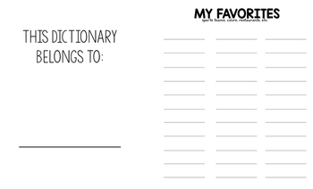 Spell Check Dictionary