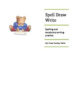Spell Draw Write