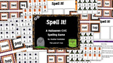 Spell It! A Halloween CVC Spelling Game