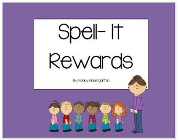 Spell-It Rewards
