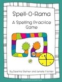 Spell-O-Rama Game