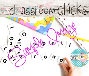 Spell & Read Letter Tiles Image_202:Hi Res Images for Blog