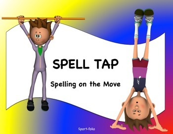 Spell Tap - Spelling on the Move