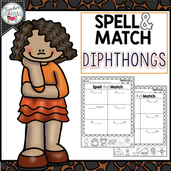 Diphthongs Spell and Match