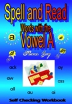 Spell and Read Words with the Vowel A   LUK 12
