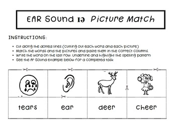 Spell by Patterns: EAR SOUND BUNDLE