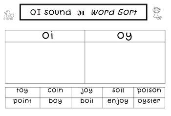 Spell by Patterns: OI SOUND BUNDLE