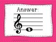 Spell it with Treble Clef Notes!
