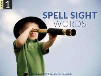 Spell Sight Words