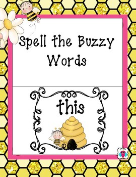 Spell the Buzzy Words