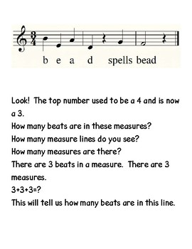 Spell with Music