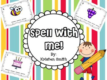 Spell with me- spelling & writing words with long vowels, digraphs & diphthongs.