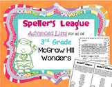 Speller's League (Advanced Spelling Lists)