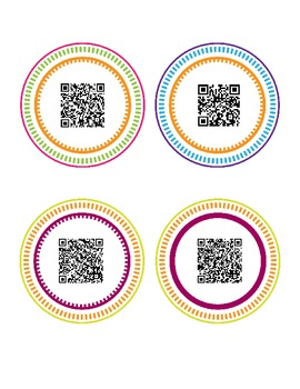Speller's Choice: Fun With QR Codes!!